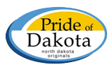 Out product is a featured Pride of Dakota product